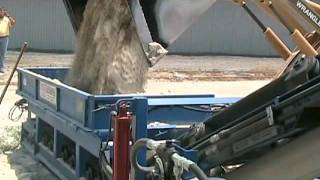 Lime Conveyer Video