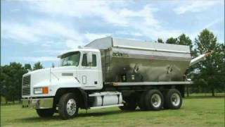 Truck Tenders for Fertilizer Industry Video