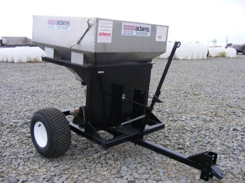 ATV / SMALL TRACTOR FERTILIZER SEED SPREADER Image