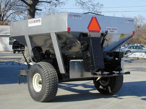 Adams 4 Ton Turf Spreader Image