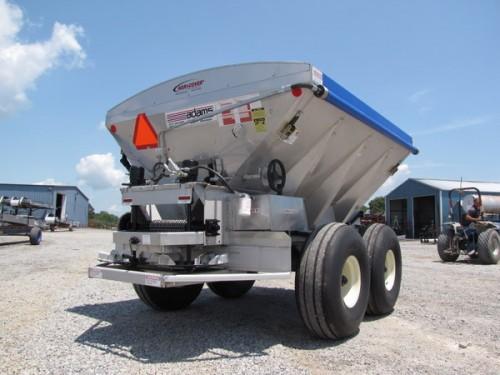 Pto Driven Hydraulic Fertilizer Lime Spreader Adam S