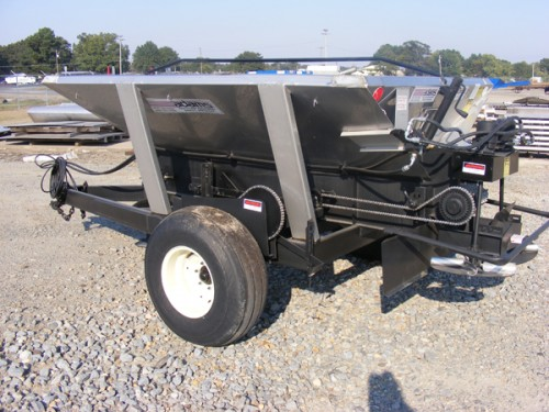 Ag Spreader- PTO with Hydraulic Fans Image