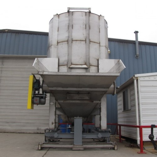 16 Ton Vertical Blender Image