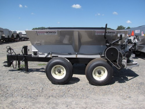 Adams Food Plot Spreader HLS 3-4W Image