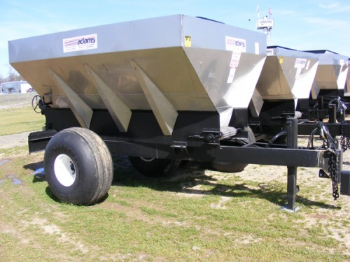 Adams Lime/Fertilizer Spreader HLS 8 (2-wheel) Image