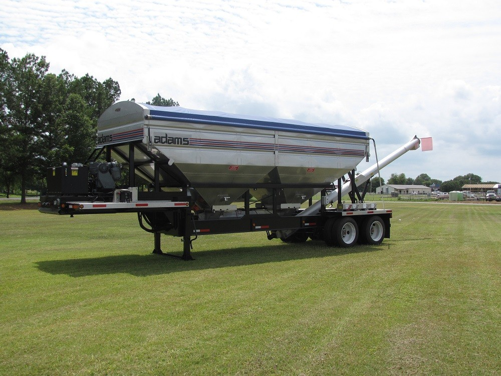 REAR DISCHARGE 24' TRAILER TENDER Image
