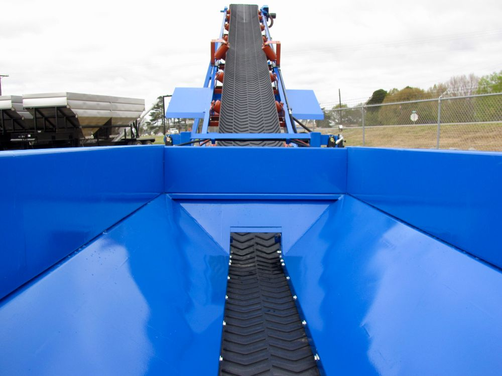 Lime Belt Conveyor Image